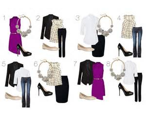 Mix And Match Wardrobe Pieces by Wardrobe Essentials Part I Reno Has Style