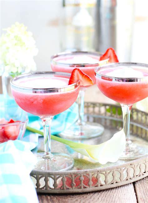 martini strawberry strawberry shortcake martinis 3 yummy tummies