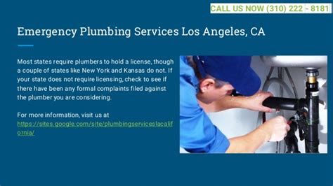 Plumbing Service Los Angeles by Best Plumbing Los Angeles Ca
