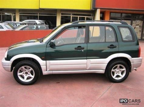 Suzuki Grand Vitara 1999 1999 Suzuki Grand Vitara Information And Photos Momentcar
