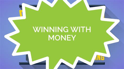 Winning With Money - pursuegod org empowering conversations