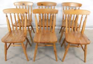 Second Hand Kitchen Furniture Kitchen Chairs Antique Pine Kitchen Chairs