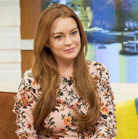 lindsay lohan claims she was racially profiled for