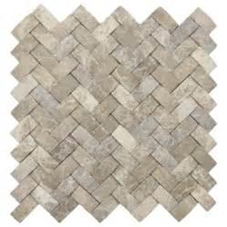 Basketweave Tile Backsplash - 3d brown marble basket weave stone tile pebble tile shop