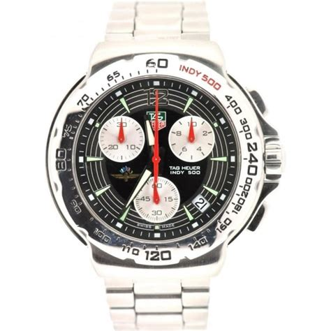 Tagheuer Indy Chronoraph For tag heuer indy 500 408inc