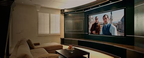 home theater speakers system installation frisco