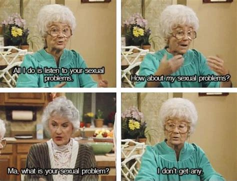 Golden Girls Memes - the golden girls guide to singledom