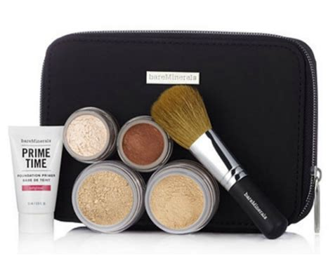 Mineral Makeup Gifts For by Bare Minerals Makeup Gift Sets Mugeek Vidalondon