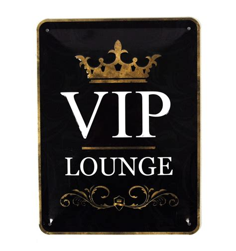 Design Your Own Home Bar vip lounge metal sign pink cat shop