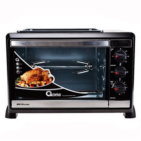 Oxone Oven 4 In 1 Ox 858br jual oxone ox 858br 4 in 1 oven digital cross
