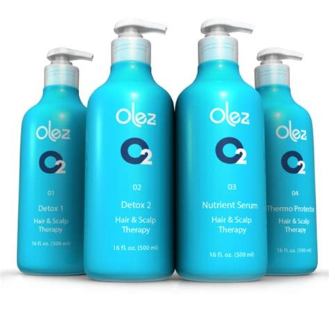 Detox Scalp Care Gel by Olez Hair Scalp Detox