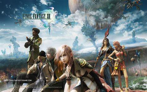 final fantasy wallpapers ffxiii   final fantasy
