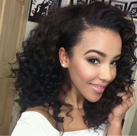 Wedding Hairstyles For Weave by Curly Weave Hairstyles For Weddings Hair