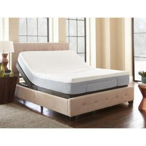twin bed head rest of the room picture of cherry rest rite rest rite twin xl adjustable foundation base bed