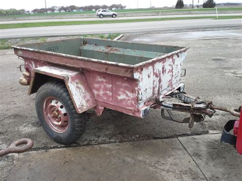 wwii jeep trailer image gallery m416 trailer