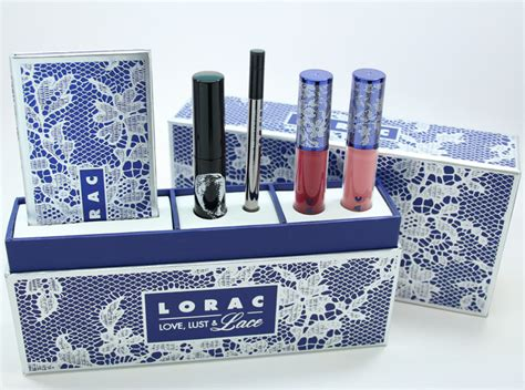Lorac Cosmetics Lust Lace lorac lust lace collection for 2015 vy varnish