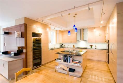 Track Lighting For Kitchen Island How To Use Track Lighting For Your Home S Interior