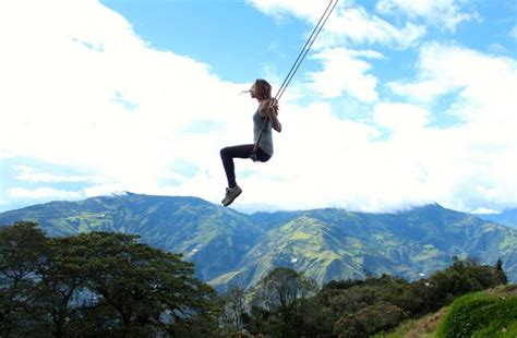die swings 25 places you must see before you die