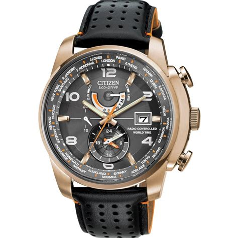 citizen eco drive at9013 03h s world time a t