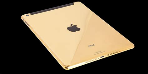 Air 2 Gold the 9 7 quot with wifi and 4g in gold platinum or