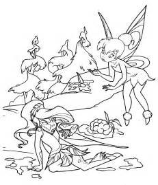 tinker bell coloring pages free printable tinkerbell coloring pages for