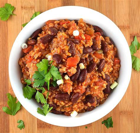 vegetarian bean and rice recipe 5 vegan bean and rice recipes the vegan banana