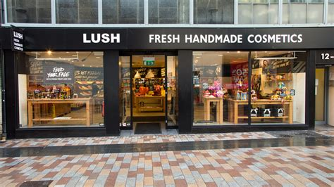 Handmade Cosmetics Uk - belfast lush fresh handmade cosmetics uk