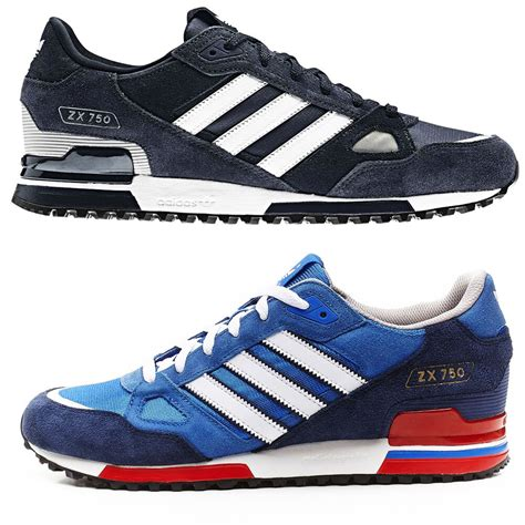 new adidas originals zx750 sports running casual trainers fashion mens shoes uk ebay