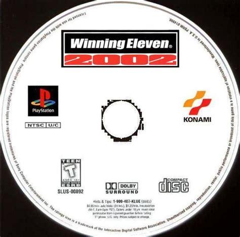 winning eleven 2002 world soccer winning eleven 2002 japan iso
