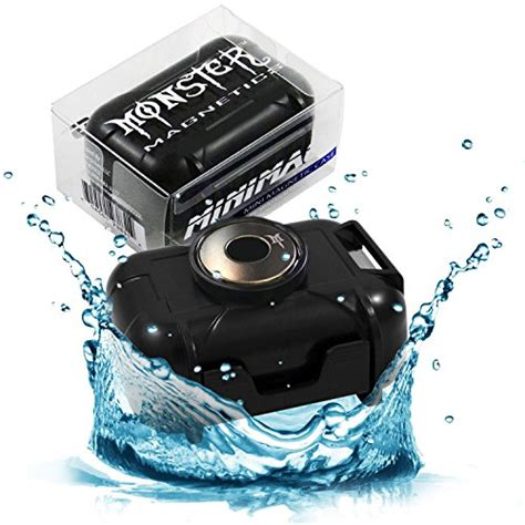 Gps Navigasi Motor Waterproof A 43 Abu Abu magnetic waterproof best as box for car gps tracking geocaching containers