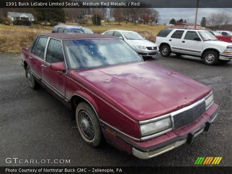 buick lesabre 1991 medium metallic 1991 buick lesabre limited sedan