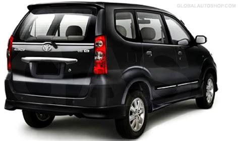 Trunk Lid Belakang Grand New Avanza Xenia Chrome toyota avanza rear chrome trunk lid trim rear chrome trim
