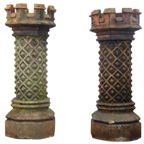 l chimneys for sale near pair of large chimney pots for sale