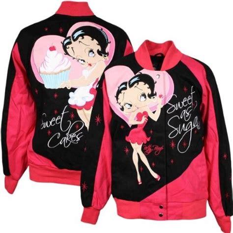 betty boop womens sweet cakes jacket