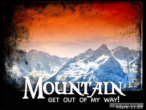 preaching that how to get the mountain of your messages with maximum impact books sermon by topic mountain get out of my way
