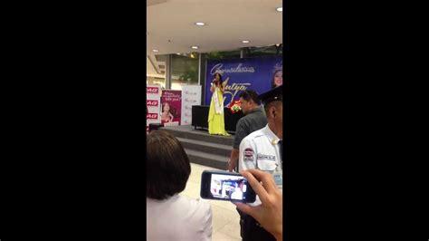 Mutya Maxy miss supranational 2013 mutya johanna datul sings