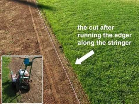 a field guide to building watching august 2009 how to edge a baseball field like a pro with a lawn edger