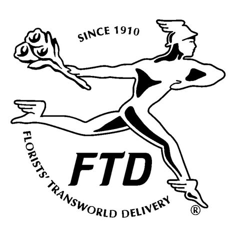 Ftd Florist by Ftd Flowers Logo