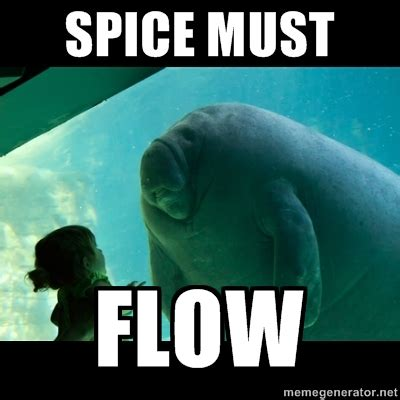 Overload Meme - image 326027 overlord manatee know your meme