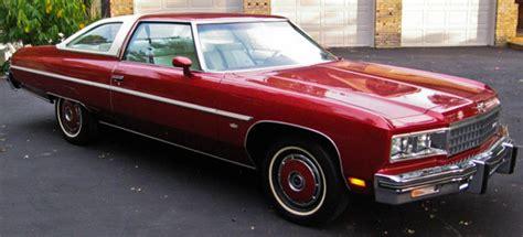 1976 Chevy Caprice Landau