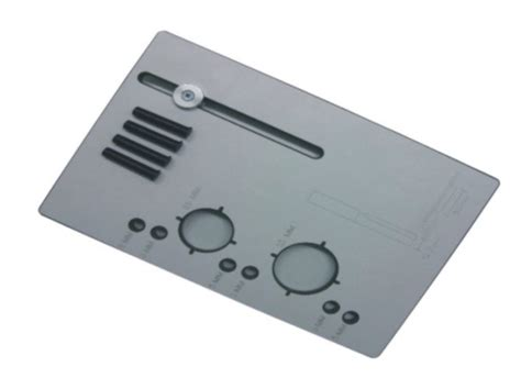 cabinet door router jig door hinge jig the ryobi door hinge template contents