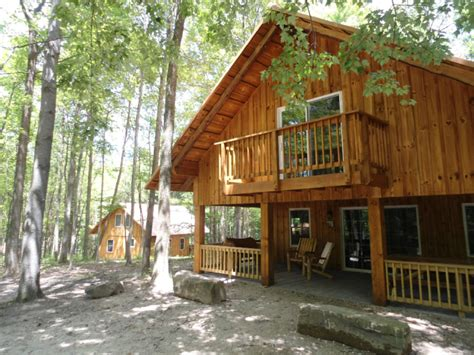 Mohican Cabin by Image Gallery Mohican Cabins