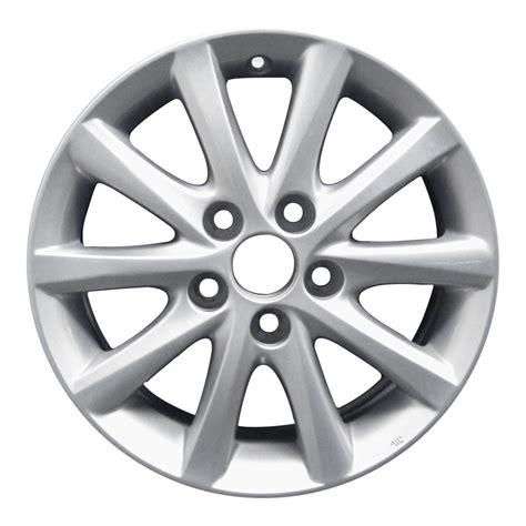 2012 Toyota Camry Wheel Bolt Pattern Toyota Camry 2012 16 Quot Oem Wheel