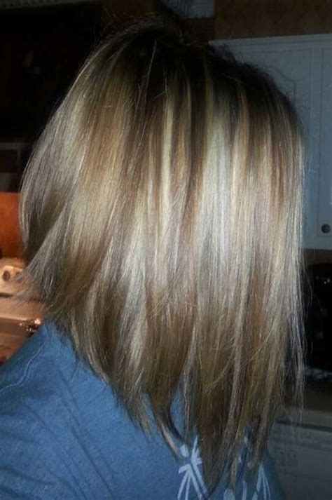 inverted shoulder length bob haircut 30 super inverted bob hairstyles bob hairstyles 2017