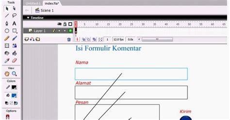 membuat database buku tamu dengan xp membuat buku tamu disimpan di database dengan interface