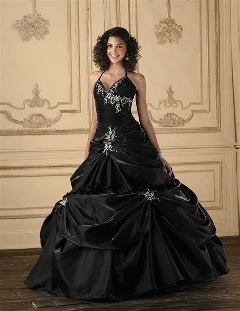 Black Quinceanera Dresses | black quinceanera dresses dressed up girl