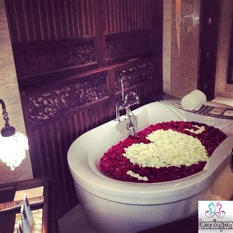 romantic bathroom decorating ideas 35 romantic home decorating ideas for valentine decoration y