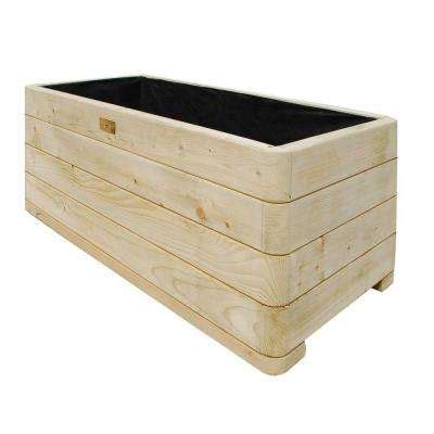 home depot wooden planters wood planters pots planters the home depot
