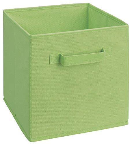 closetmaid cubeicals fabric drawers closetmaid 5434 cubeicals fabric drawer green import it all