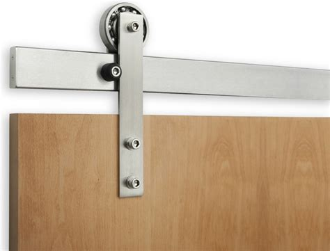 Hardware For Sliding Cabinet Doors Rob Roy Sliding Door Hardware Modern Family Room Other Metro By Krownlab